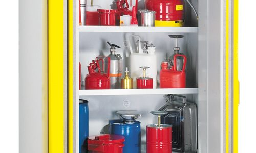 Brandveiligheidskast gevaarlijke stoffen