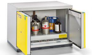 Brandveiligheidskast gevaarlijke stoffen-Onderbouwkast